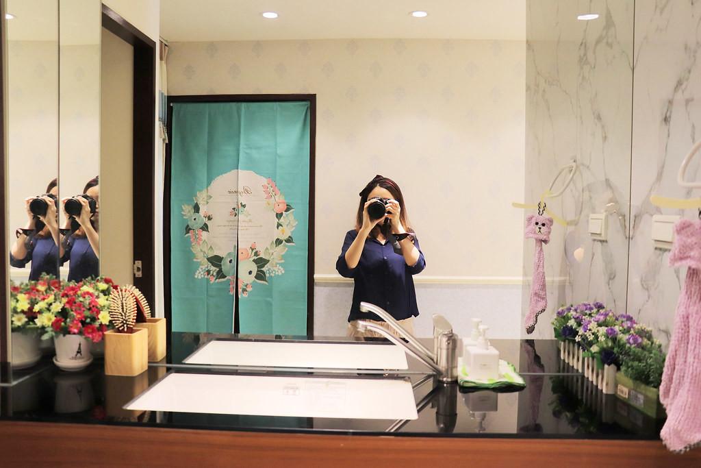 南勢角捷運站全身按摩推薦-廁所空間展示|幻羽毛時尚美學美甲美睫
